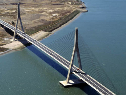 Inspection of Guadiana International Bridge – Spain and Portugal