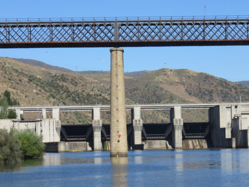 Underwater Bridge Inspections – Pocinho Bridge, Douro
