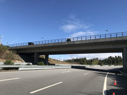 Repair of  the Overpass 36 KM 35+638 – A7