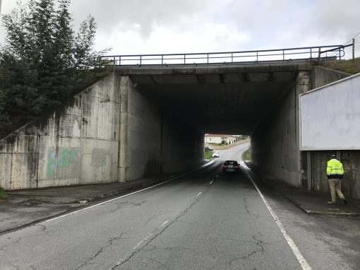 Repair of  the Underpass 79 km 46 + 307 – A11